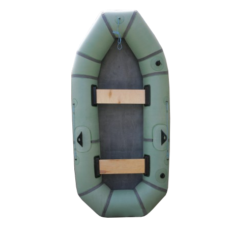 ponton gumowy CZAJKA . 2-osobowy