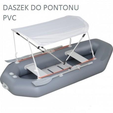 Daszek do pontonu przeciwsłoneczny/przeciwdeszczowy