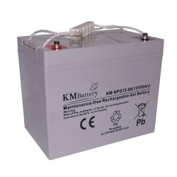 Akumulator żelowy KM BATTERY NPG 35- 12V 35Ah