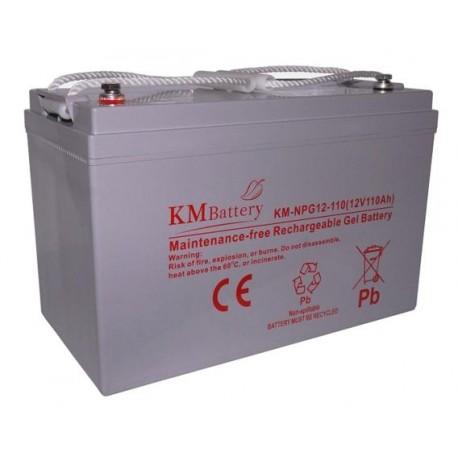 Akumulator żelowy KM BATTERY NPG 35- 12V 35Ah