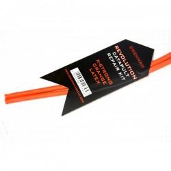 Zapasowe gumy do procy Drennan REVOLUTION- X Strong Latex Orange