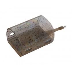 Koszyk zanętowy Micro- 10 g STAINLESS OVAL CAGE FEEDERS