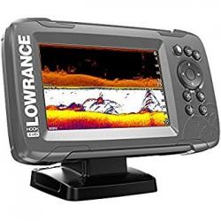 ECHOSONDA LOWRANCE HOOK2-5x SplitShot i GPS
