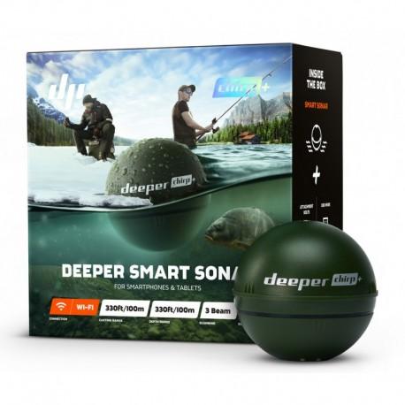 Echosonda Deeper CHIRP+ Smart Sonar darmowa wysyłka