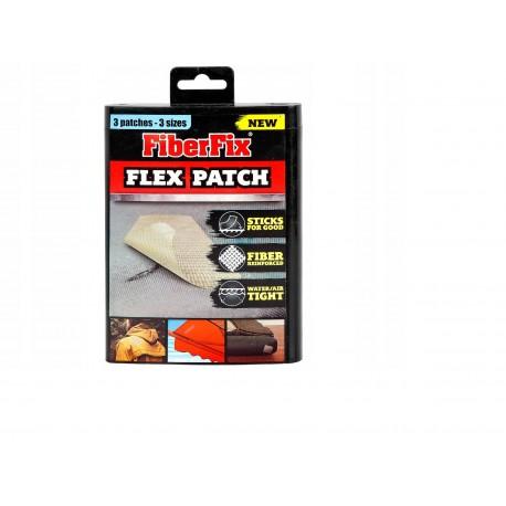 FLEX PATCH elastyczne łaty naprawcze FiberFix