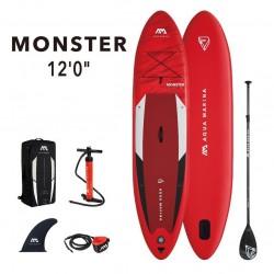 Deska SUP Aqua Marina Monster 12'0″ 2021