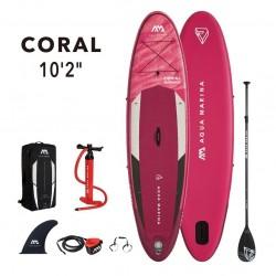 """SUP Aqua Marina Coral 10'2"""" 2021"""