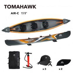 "Kajak Aqua Marina Tomahawk AIR-C 15'8"" 2021"