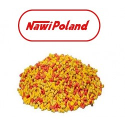 Pellet zanętowy MIX OWOCOWY 4 mm- NawiPoland sklep-pontony.pl