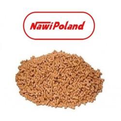 Pellet zanętowy WANILIA 4 mm- NawiPoland sklep-pontony.pl