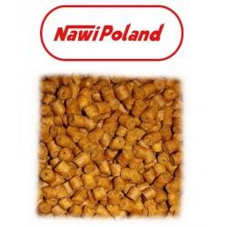 Pellet zanętowy haczykowy BIAŁY ROBAK 8 mm- NawiPoland sklep-pontony.pl