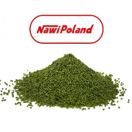 Pellet zanętowy KONOPIE GRILOWANE 2 mm- NawiPoland sklep-pontony.pl