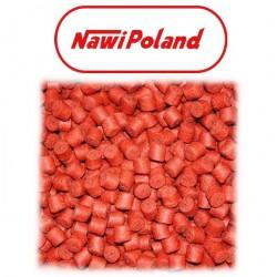 Pellet zanętowy haczykowy TRUSKAWKA 8 mm- NawiPoland sklep-pontony.pl